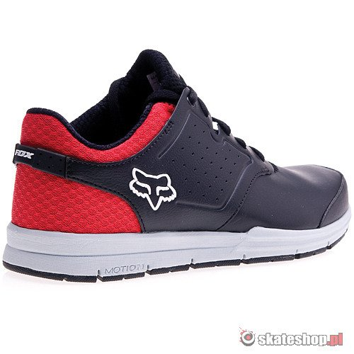 Buty FOX Motion Select (black/red) czarno-czewone smpl