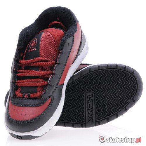 Buty HAWK Kids (blk/red) K66A3