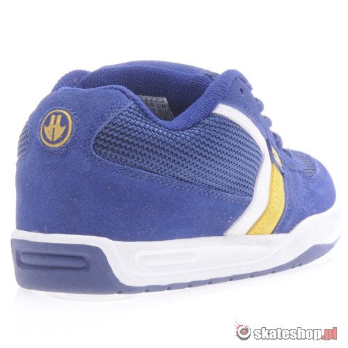 Buty HAWK Kids (royal/ yellow) K65A1