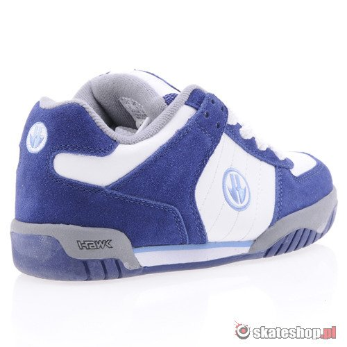 Buty HAWK Kids (wht/royal/grey) K66A9
