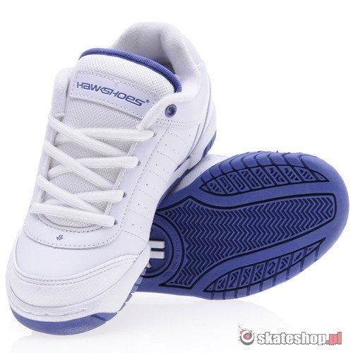 Buty HAWK Optika (wht/blue) K47A22