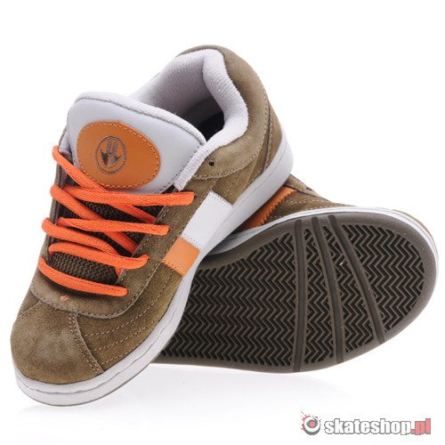Buty HAWK Quantum Je (brown/orange) K48A19