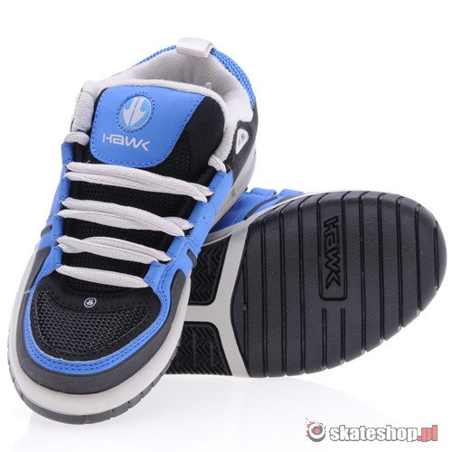Buty HAWK Raider Jes (blk/blue/grey) K37A26