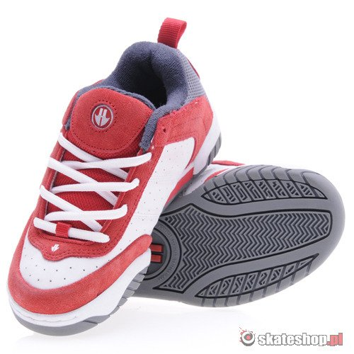 Buty HAWK Regal (red/wht) K48A9