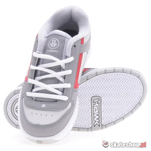 Buty HAWK Scoop (grey/red) K65A3