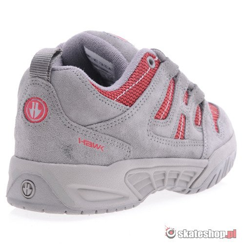 Buty HAWK Verse (grey/red) K48A14