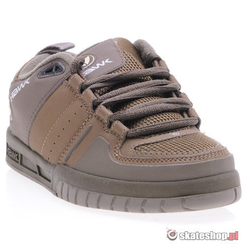 Buty HAWK (brown) K48A18