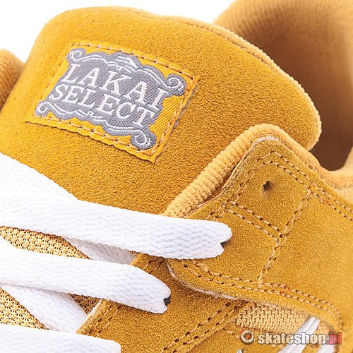 Buty LAKAI Carroll Low Select (gold) żółte