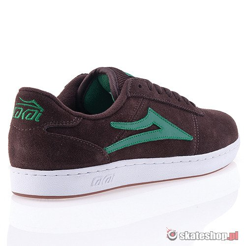 Buty LAKAI Manchester Cup (brown/green) brązowe