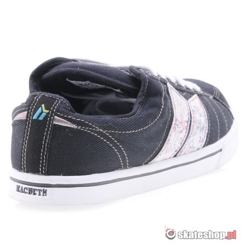 Buty MACBETH Manchester (blk/circuit) K10I6