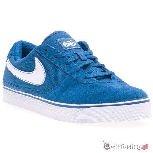 Buty NIKE 6.0 Mavrk 2 Low (green abyss/white) turkusowe