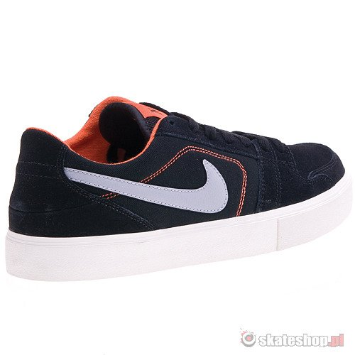 Buty NIKE Ruckus LR (black/wolf grey/orange) czarne