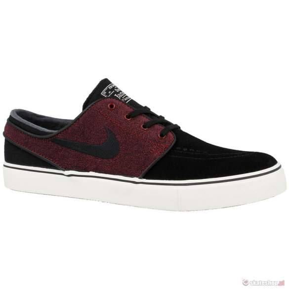 Buty NIKE SB Janoski '14 (black/black/team red ivory)