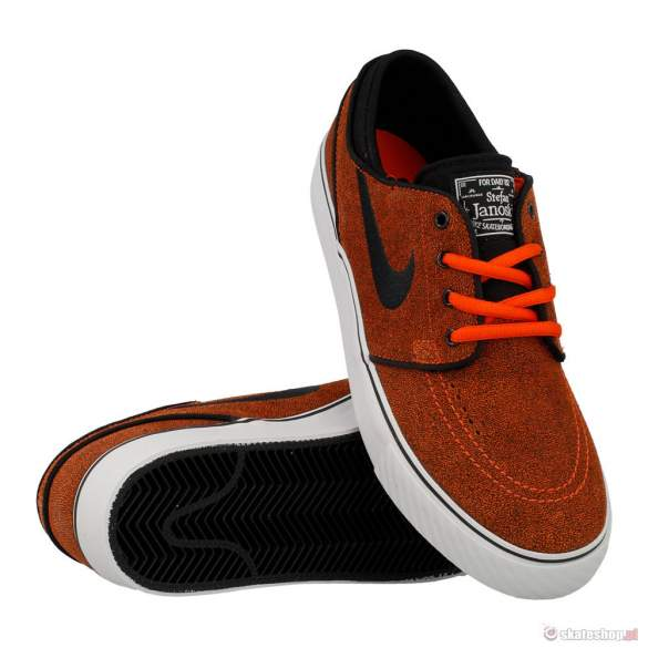 Buty NIKE SB Janoski GS '14 (team/orange)