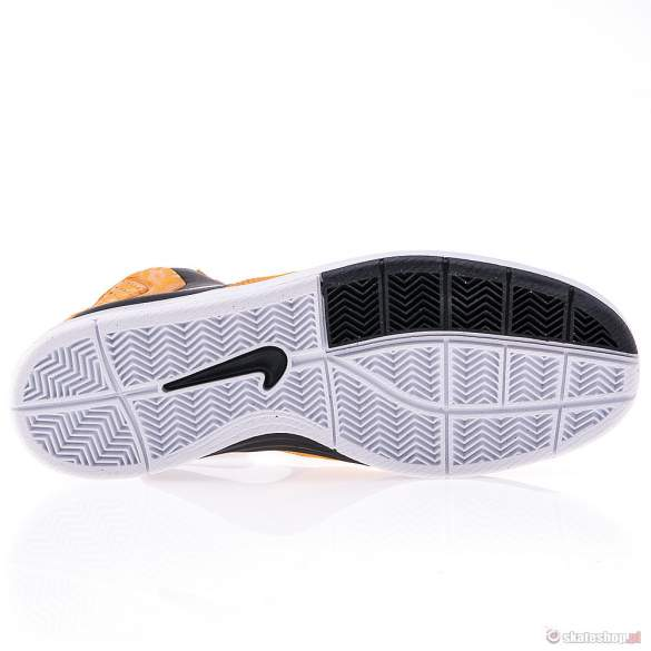 Buty NIKE SB Paul Rodriguez 7 High (laser orange/white/black) pomarańczowe