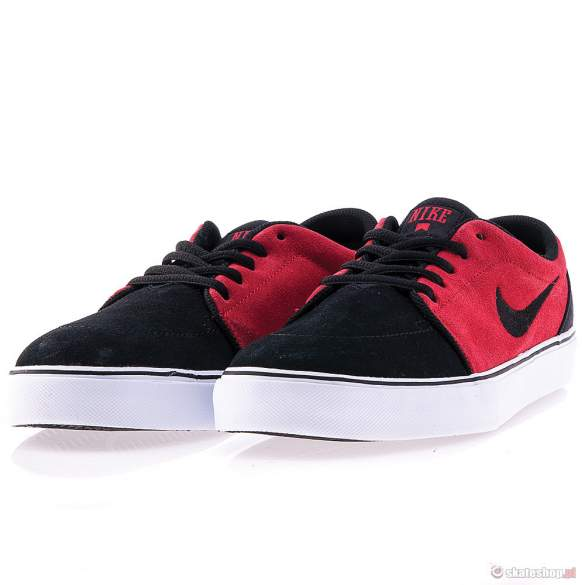 Buty NIKE Satire (university red/black/white) czerwono-czarne