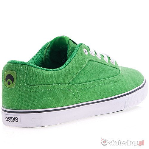 Buty OSIRIS Caswell VLC (green/white/black) zielone smpl