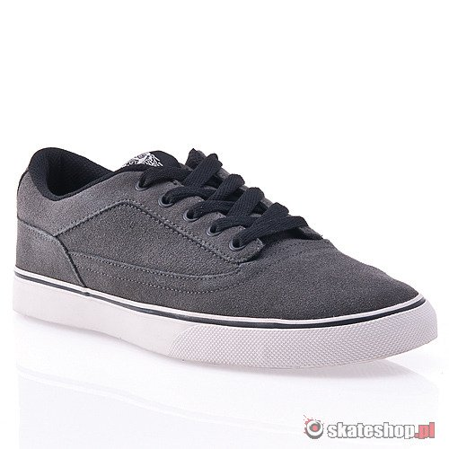 Buty OSIRIS Caswell (charcoal/black/cement) czarne