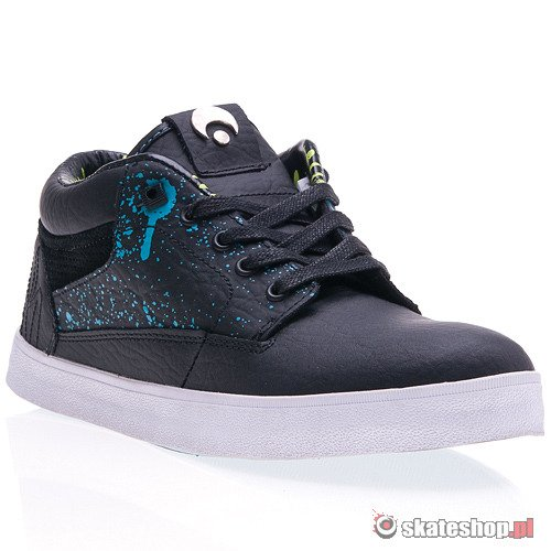 Buty OSIRIS Chaveta (black/tag/risk) czarne