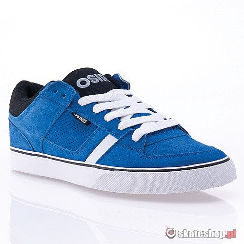 Buty OSIRIS Chino Low (blue/black/white) niebieskie