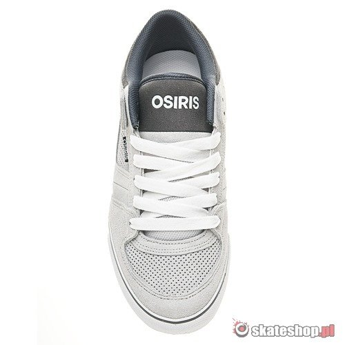 Buty OSIRIS Chino Low (cement/white/grey) szare