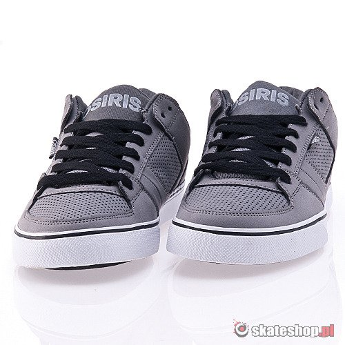Buty OSIRIS Chino Low (grey/charcoal/white) szare