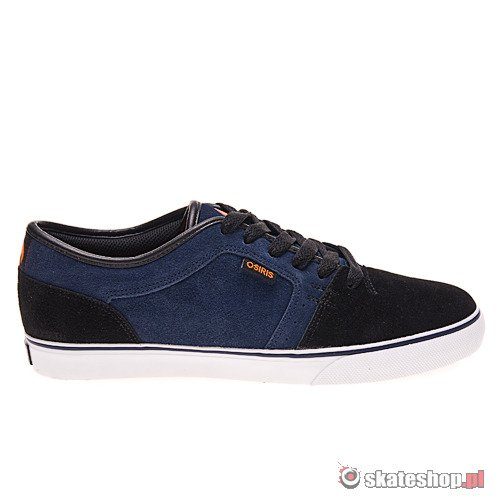 Buty OSIRIS Decay (black/navy/orange) czarno-granatowe
