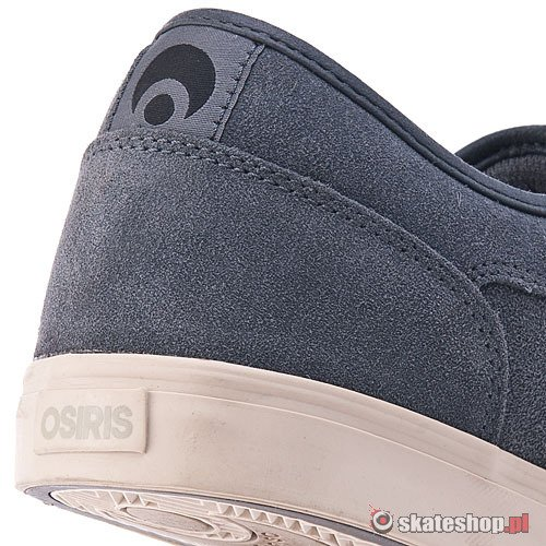 Buty OSIRIS Decay (charcoal/black/gvl) szare