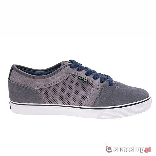 Buty OSIRIS Decay (charcoal/grey/navy) szare