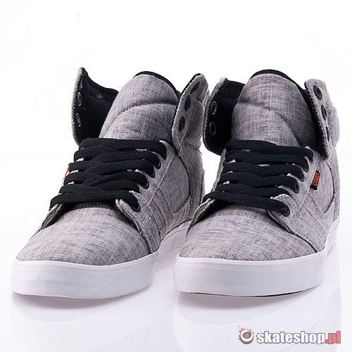 Buty OSIRIS Effect (grey/black/orange) szare
