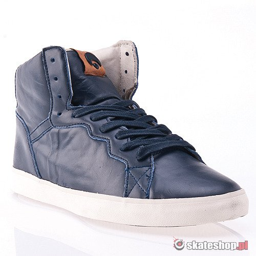 Buty OSIRIS Grounds (navy/natural/creme) granatowe
