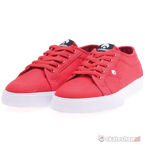 Buty OSIRIS Mith (red/red/white)