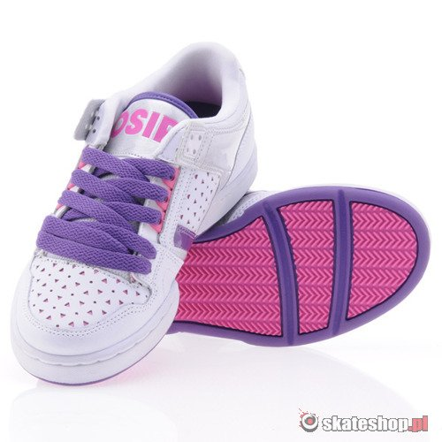 Buty  OSIRIS NYC 83 LOW (wht/pur/pink) K37A8