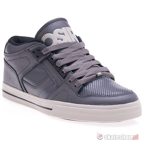 Buty OSIRIS NYC 83 MID VLC (charcoal/grey/black) szare