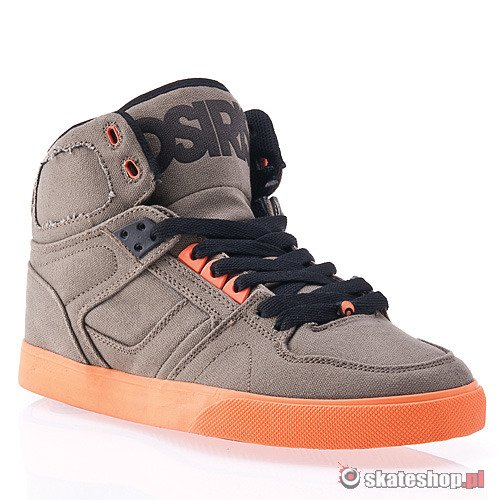Buty OSIRIS NYC 83 Vulc (brown/black/orange) brązowe