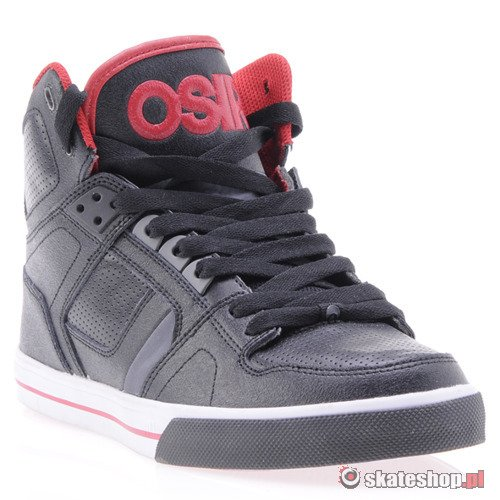 Buty OSIRIS NYC83 (blk/red) K69A9