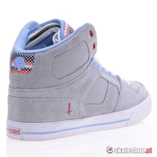Buty OSIRIS NYC83 (grey/mex) K67A5