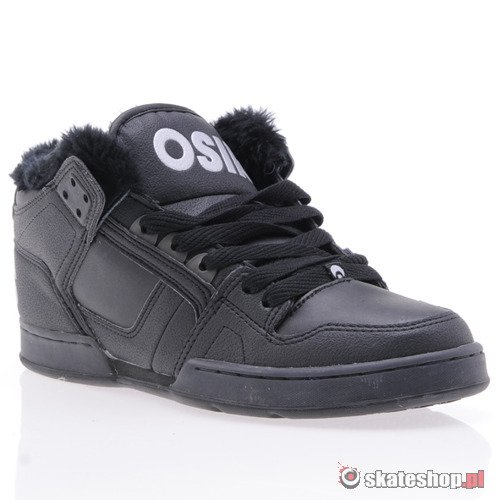 Buty OSIRIS NYC83 mid (black) K67A9