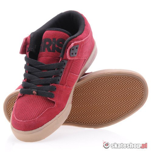 Buty OSIRIS NYC83 mid (red/blk) K70A1