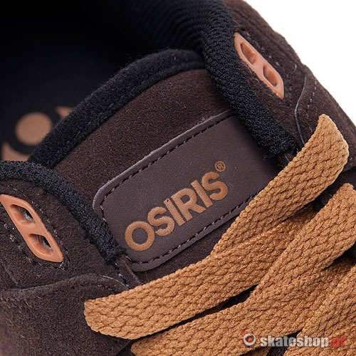 Buty OSIRIS OS96 (brown/black/gum) brązowe