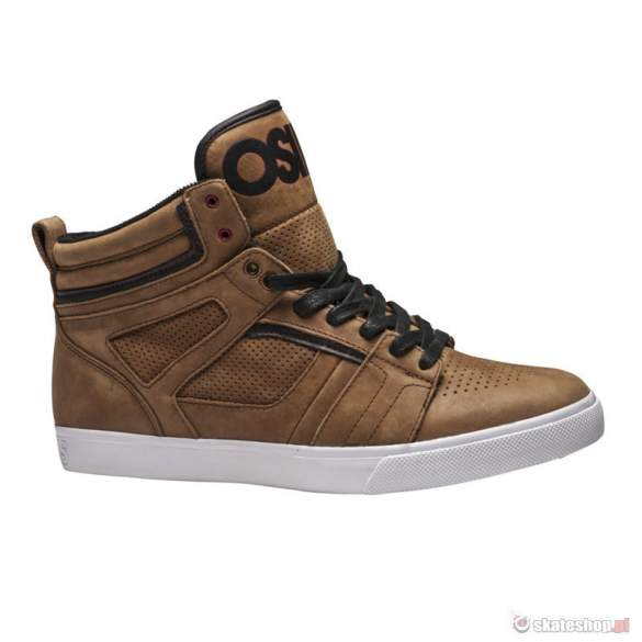 Buty OSIRIS Raider '14 (tan/blk/red) brązowe