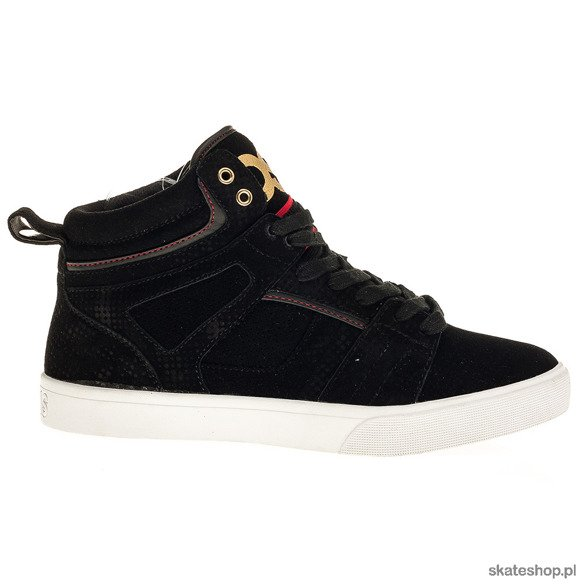 Buty OSIRIS Raider (black/red/dpi)