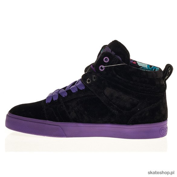 Buty OSIRIS Raider (blk/purple/blk)