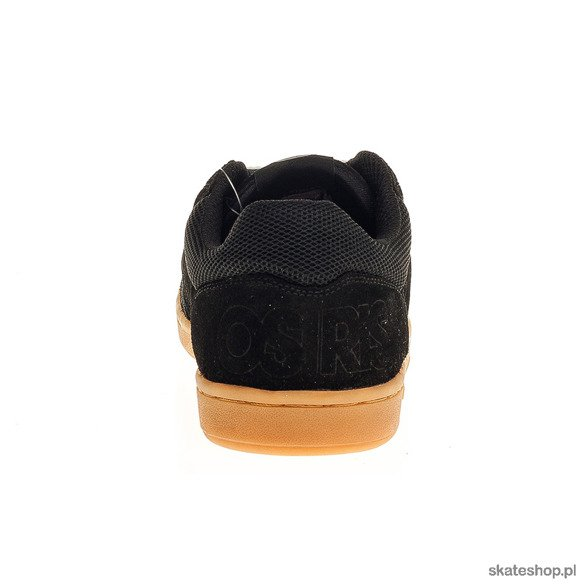 Buty OSIRIS Sleak (black/chr/gum)