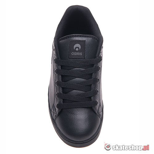 Buty OSIRIS Troma Icon (black/charcoal/gum) czarne