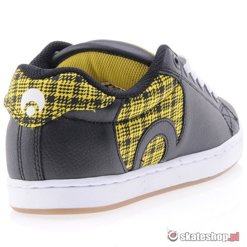 Buty OSIRIS Troma Icon (blk/yel/plaid) K42A15