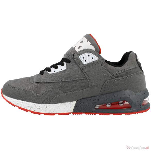 Buty OSIRIS Uprise (charcoal/white/red)