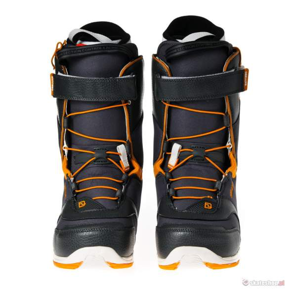 Buty Snowboardowe DEELUXE Alpha (grey/orange)