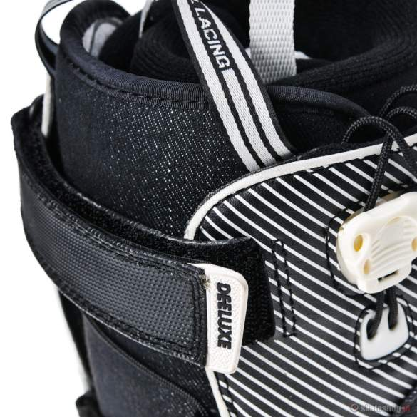 Buty Snowboardowe DEELUXE Solution CF (black/white)