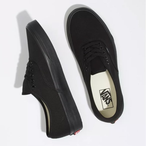 Buty VANS Authentic (black/black)